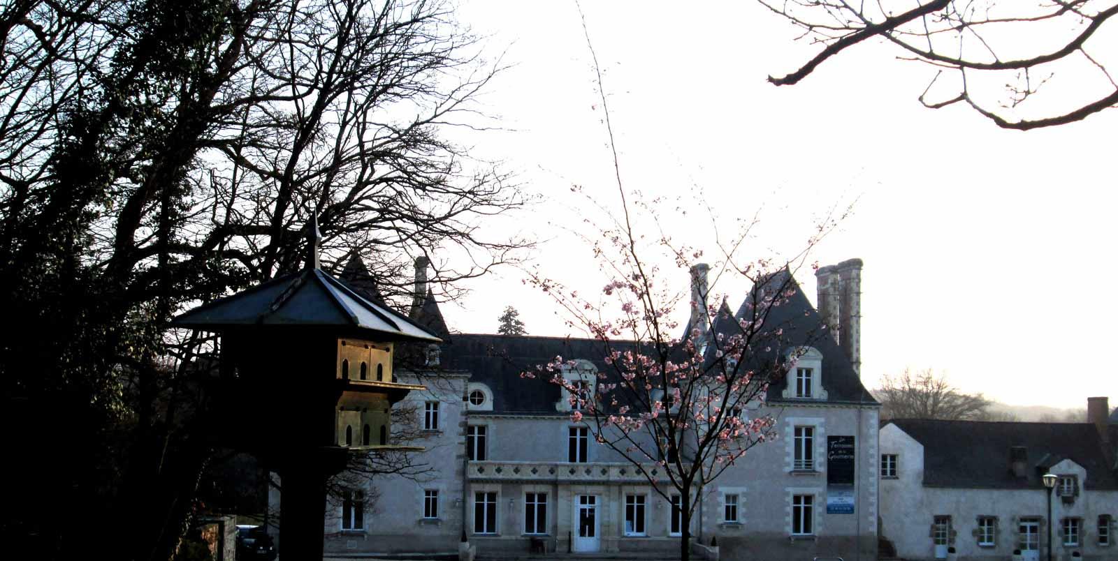 Château de la Gournerie - Plateforme-Event