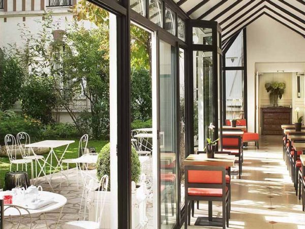 Le jardin de neuilly plateforme event for Restaurant le jardin neuilly