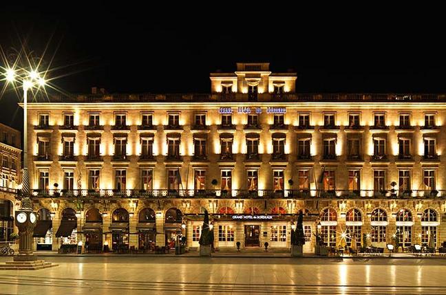 Intercontinental bordeaux le grand h tel plateforme event for Hotel piscine bordeaux