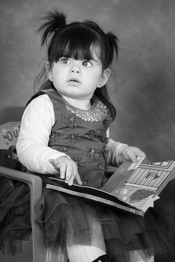 Enfants Portraits