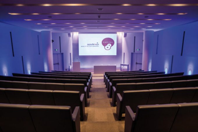 Centre de conférence Capital 8 3