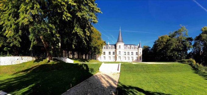 Chateau d'Hardricourt 1