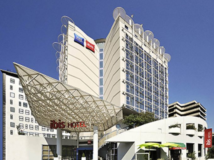 Hôtel Ibis Bordeaux Centre Meriadeck