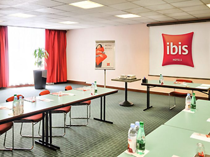 Hôtel Ibis Bordeaux Centre Meriadeck 5