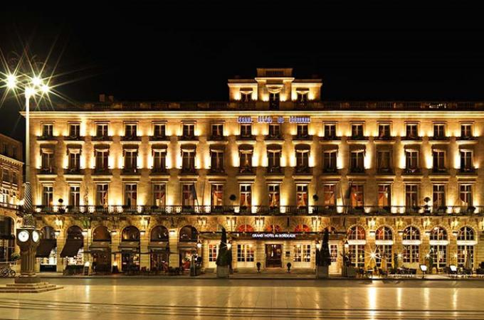Intercontinental Bordeaux Le Grand Hôtel 2