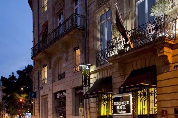 Le Boutique Hôtel Bordeaux 5