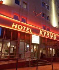 Hôtel Kyriad Marseille Centre – Rabatau