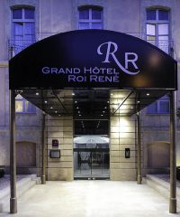 Grand Hôtel Roi René Aix en Provence Centre MGallery Collection