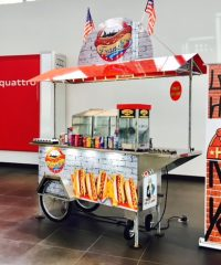 Food truck de HOT DOGS PUR BOEUF NEW YORKAIS