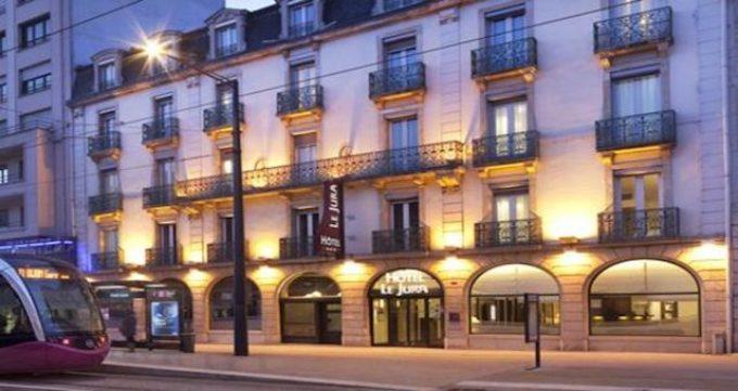Hôtel Le Jura – Dijon
